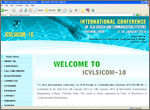 ICVLSICOM 2010 -  International Conference on VLSI Design and Communication Systems at Meenakshi Sundararajan Engineering College