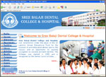 SBDCH - Sree Balaji Dental College and Hospital