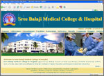 SBMCH - Sri Balaji Medical College and Hospital