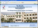 TMDCH - Thai Moogambigai Dental College and Hospital